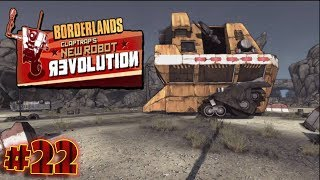 VIVA ROBOLUTION - Borderlands Remastered Ep.22 w/Boman & m97