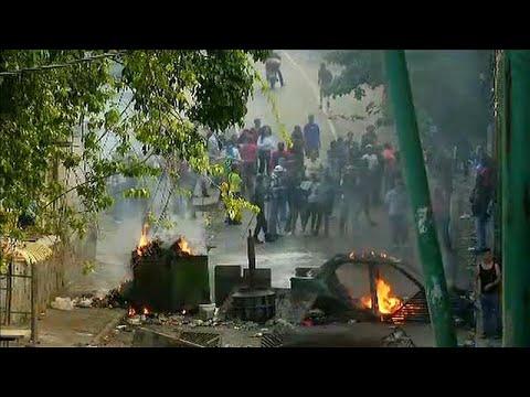 إرتفاع حدة الإحتجاجات الشعبية في فنزويلا تنديدا بتنصيب مادورو لولاية ثانية …  - نشر قبل 2 ساعة