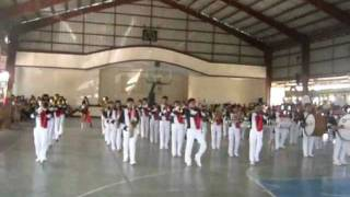 Banda 85 Drill Exhibition (Cavite Performance)
