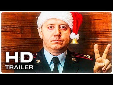 ПОЛИЦЕЙСКИЙ С РУБЛЁВКИ 2 Русский Трейлер #1 (2019) Сергей Бурунов Comedy Movie HD