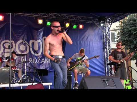 Evil Music Dealers - MAGIA     Dni Różana 2013