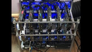 Mining Farm Update 08/13/18 - Apartment Mining