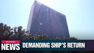 N. Korea's top envoy to U.N. repeats calls for U.S. return of seized cargo ship