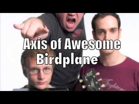 The Axis Of Awesome Song Lyrics