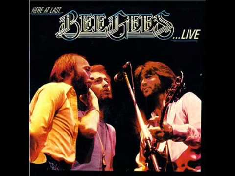 EDGE OF THE UNIVERSE -  THE BEE GEES. HERE AT LAST 1977 mp3
