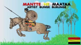 Bunge Burunje-Mantte Ne Maataa (Wolaita-Wolayta)