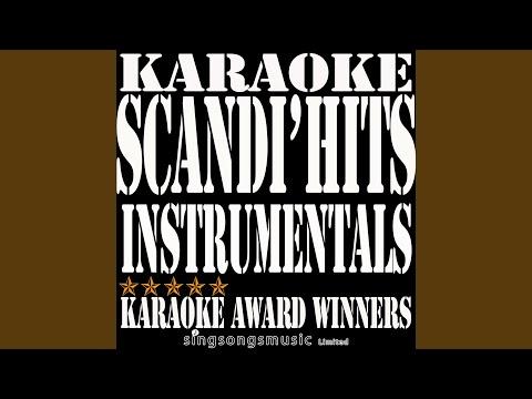 Boyfriend (In the Style of Alphabeat) (Karaoke Instrumental Version)