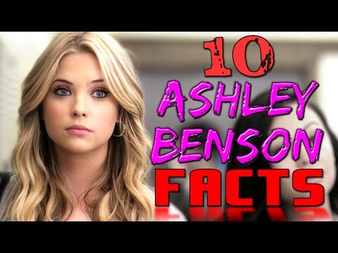 Ashley Benson Facts Every Fan Should Know | Pretty Little Liars actress (Hanna)