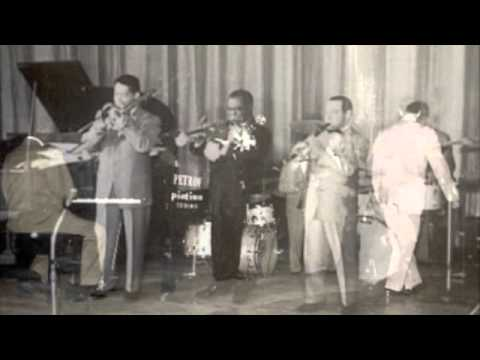 Louis Armstrong All Stars (live 1955) - On The Sunny Side Of The Street