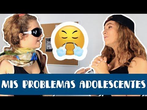 Problemas De Adolescente  Carlota Boza