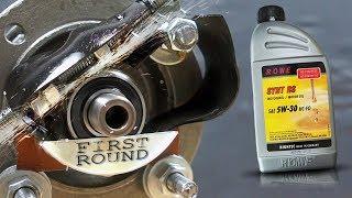 Rowe Hightec Synt RS 5W30 HC-FO Jak skutecznie olej chroni silnik?