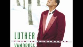 "Luther Vandross ""This Is Christmas"""
