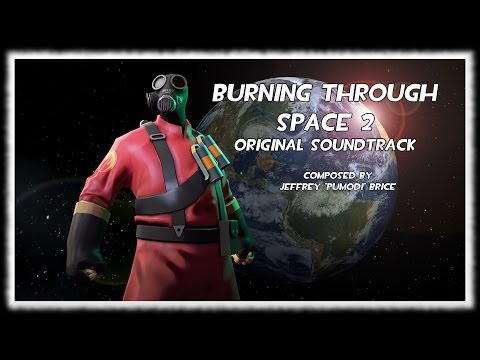 Burning Through Space 2 Original Soundtrack - Battle with the Aliens
