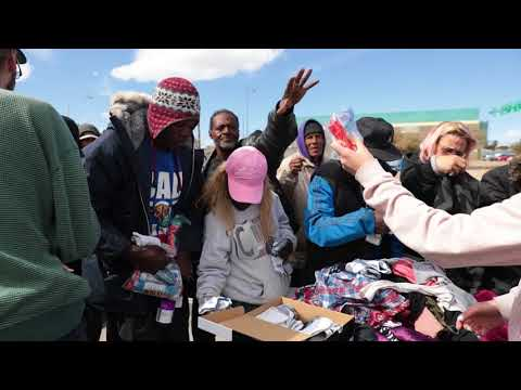 HOMELESS OUTREACH | MARCH 2018
