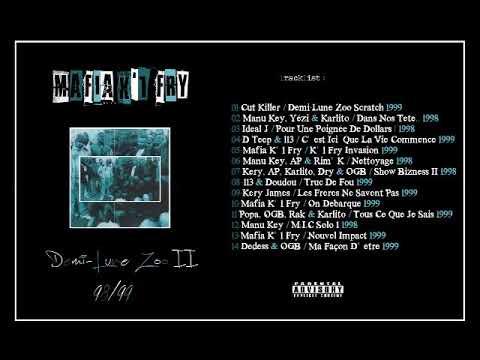 Mafia K'1 Fry - Demi-Lune Zoo II - 98/99 (MIXTAPE)