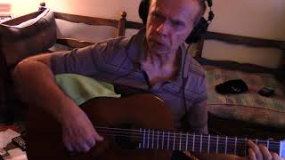 Shenandoah - Traditional Folk Song for Solo Guitar