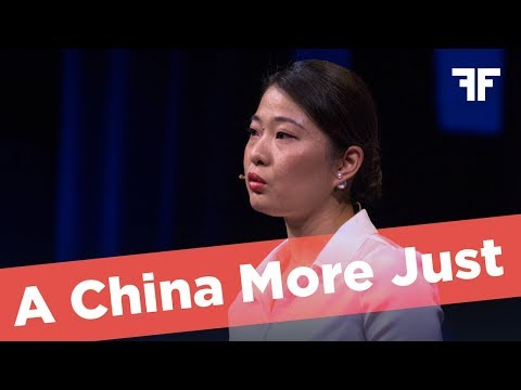 GRACE GAO | A CHINA MORE JUST | 2017