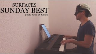 Surfaces - Sunday Best「piano cover + sheets」