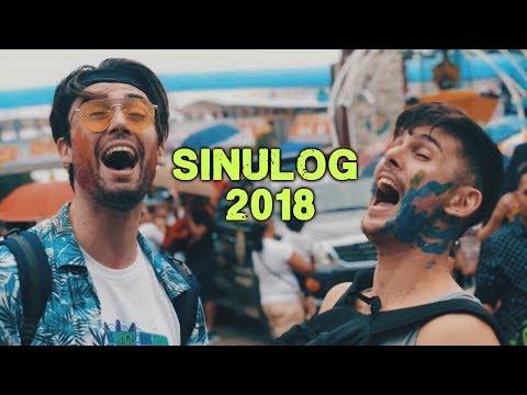 The Sinulog Festival - An epic filipino fiesta (cebu, Philippines)
