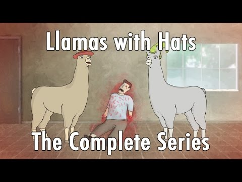 Llamas with Hats 1-12: The Complete Series Mp3