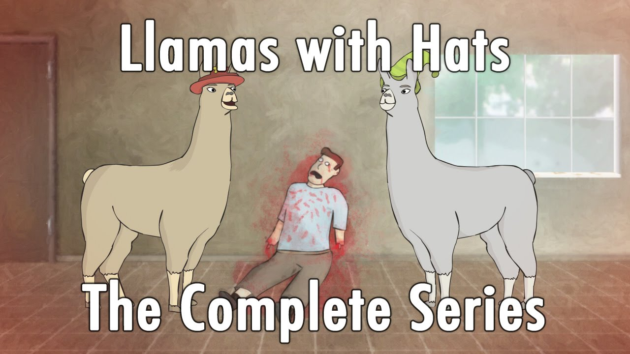 067a5bf067f Llamas with Hats 1-12  The Complete Series - YouTube