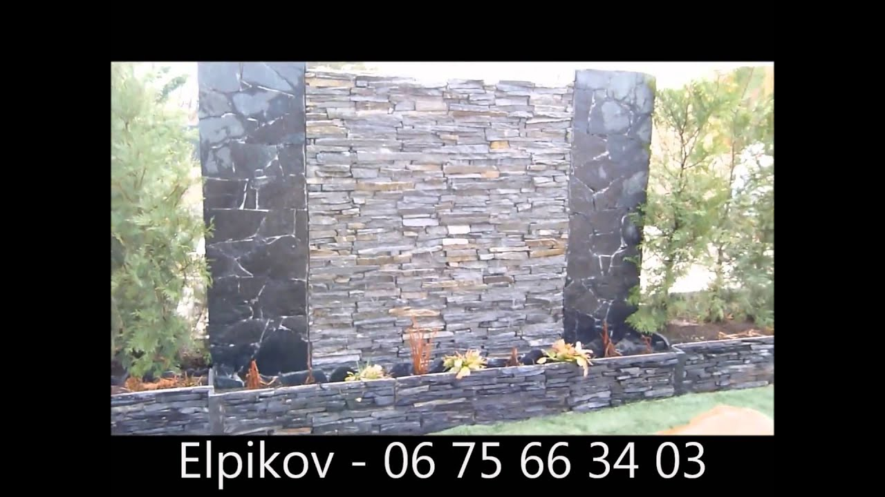 les murs d 39 eau et les cascades de la pierre des balkans youtube. Black Bedroom Furniture Sets. Home Design Ideas