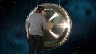I re-created the sound of the Universe with this Gong and this is what happened - ASMR Meditation