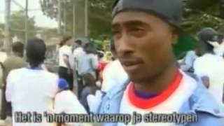 2pac  interview on the L A  Riots  1992