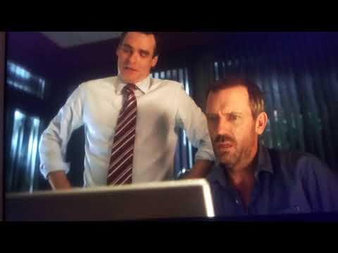 Dr. House - T6E15- Wilson y su pel�cula porno
