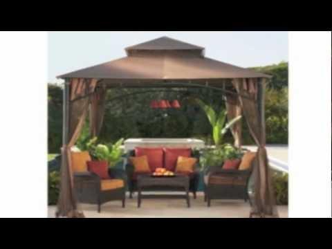 Target Madaga Gazebo Replacement Canopy