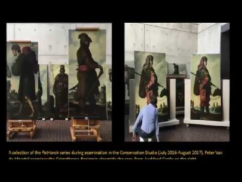 Symposium: Looking Below the Surface:  Working Methods of Zurbaran, Velazquez, and Murillo