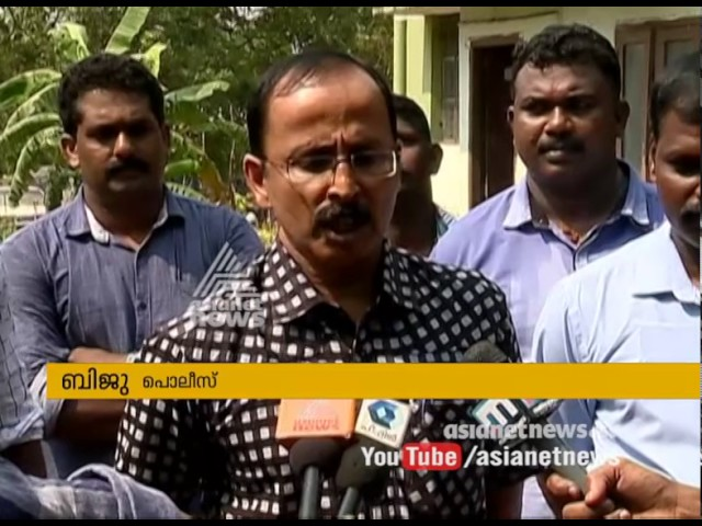 Success story of organic farming in Thrissur Nedupuzha police station