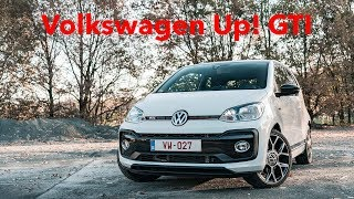2018 Volkswagen Up! GTI Review