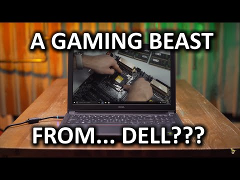 Killer $800 Gaming Laptop from... DELL??? Inspiron 7559