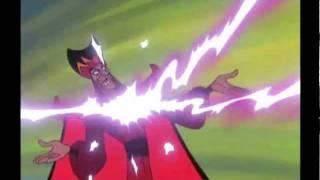 Jafar vs Genie