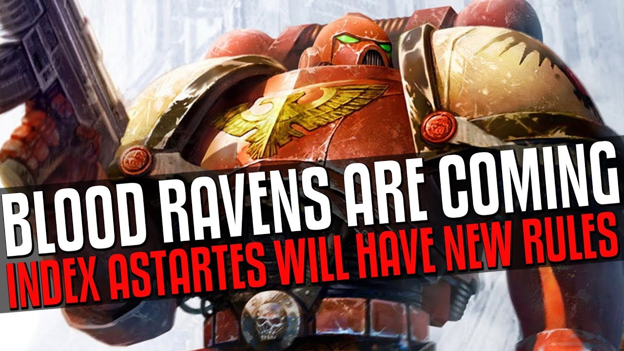 The Blood Ravens are Coming (LOCK EVERYTHING DOWN)