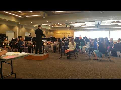 7th Grade Band - PSU 4-21-18 Carthage Junior high school