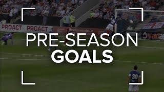 Pre-season goals