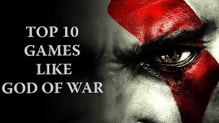 Top 10 Games Like God of War for PS4, XBOX One, PC, Android, iOS