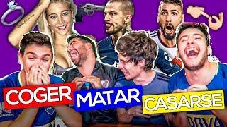 COGER, MATAR O CASARSE 2 ¡EXTREMO! | Los Displicentes
