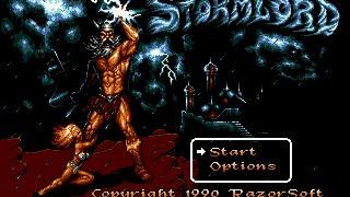Mega Drive Longplay [401] Stormlord