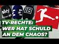 Fußball im TV: Wieso brauche ich 3 Abos?! |Analyse