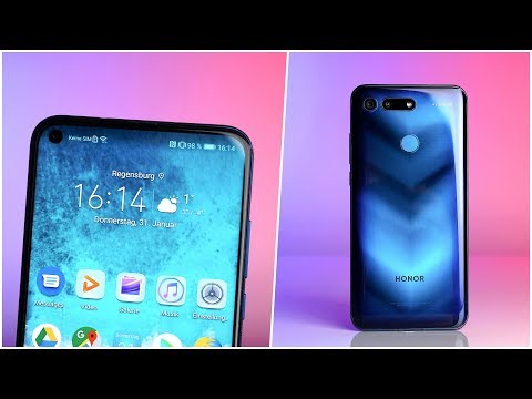 Review: Honor View 20 (Deutsch) | SwagTab