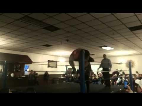 "Pioneer Valley Pro Wrestling ""Old School Night"" 1/30/16"