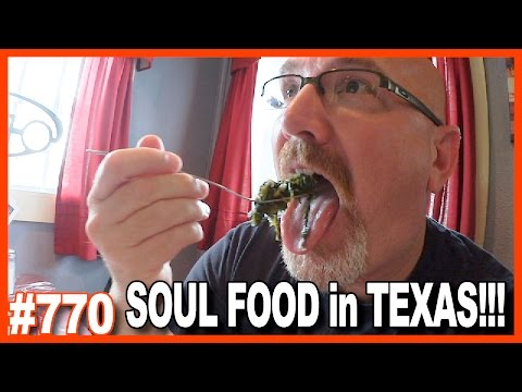 TEXAS SOUL FOOD EXPERIENCE - Texas Travel vlogs day 3 (CraveCon in 1 day)