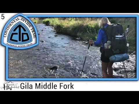 Episode 5: Gila Middle Fork (CDT 2018)