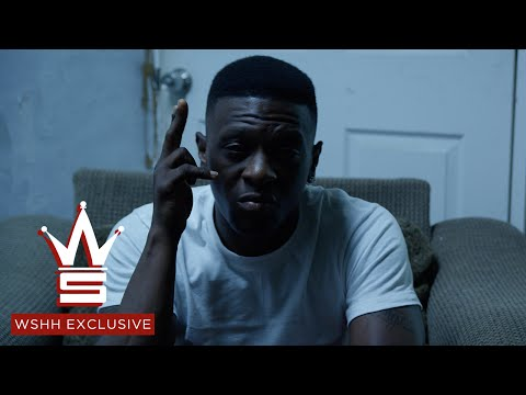 Boosie Badazz Wake Up Feat. Pimp C (WSHH Exclusive - Officia