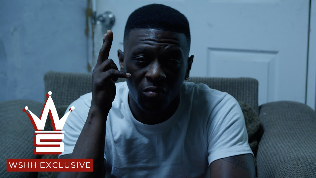 "Boosie Badazz ""Wake Up"" Feat. Pimp C {Official Music Video)"