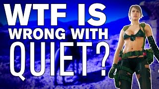 The SCIENCE! - WTF is wrong with Quiet from MGSV?