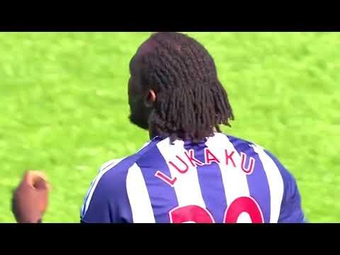 West Brom 5 - Man U 5 (When Lukaku ruined Sir Alex Ferguson's last match for Man U)
